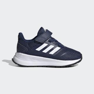 Sapatos Run Falcon Dark Blue / Cloud White / Core Black EG6153