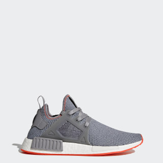 Chaussure NMD_XR1 Grey Three/Grey Three/Solar Red BY9925