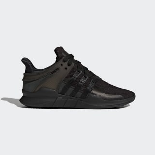 EQT Support ADV Schuh Core Black/Core Black/Sub Green BY9110