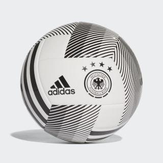 Bola Glider Alemanha White / Black CD8502