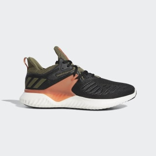 Tenis Alphabounce Beyond Core Black / Core Black / True Orange BD7099