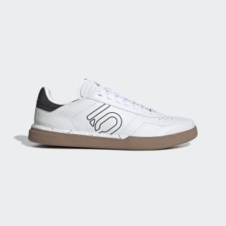 Five Ten Sleuth DLX Mountain Bike Shoes Cloud White / Core Black / Gum M2 EG4616
