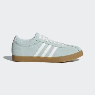 Courtset Schuh Ash Green / Cloud White / Ash Green B44626