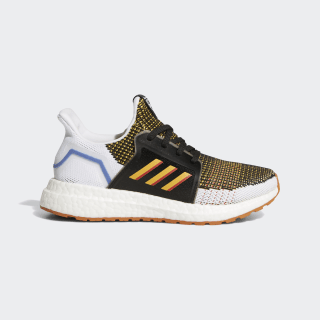 Ultraboost 19 Shoes Core Black / Active Gold / Scarlet EF0938