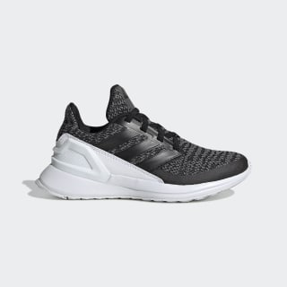RapidaRun KNIT EL C Core Black / Core Black / Grey Six D97004