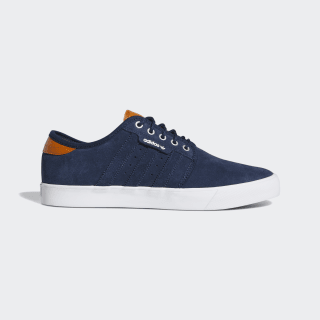 Tênis Seeley collegiate navy/ftwr white/tech copper EE6129