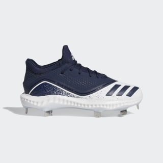Icon V Bounce Cleats Collegiate Navy / Collegiate Navy / Glow Blue G28306