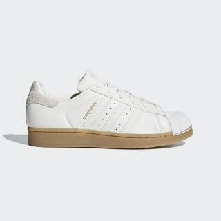 Zapatillas Superstar Running White / Running White / Gum B37147