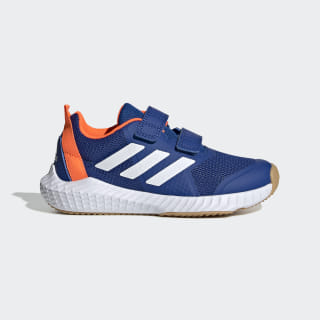 FortaGym Shoes Collegiate Royal / Cloud White / Solar Orange G27199