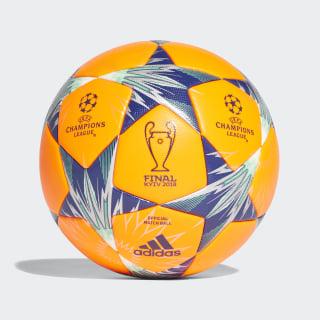 Mini balón Finale 17 Manchester United WHITE/BLACK/LGH SOLID GREY/ONIX GREY BS3478