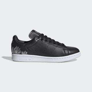 Stan Smith Shoes Core Black / Core Black / Silver Metallic EH1273