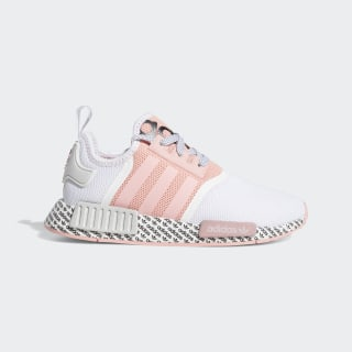 NMD_R1 Shoes Cloud White / Glory Pink / Core Black FV6991