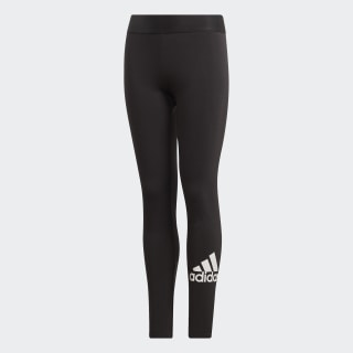 Must Haves Badge of Sport Tight Black / White DV0325