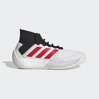 Футбольные кроссовки Predator 19+ Paul Pogba TR ftwr white / red / core black F97168