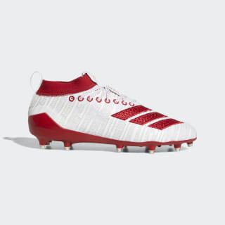 Adizero 8.0 Cleats Cloud White / Power Red / Power Red G27958