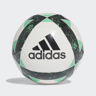 Balón Starlancer White / Black / Hi-Res Green CD6581