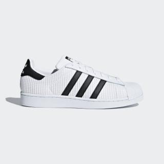 Superstar Shoes Cloud White / Core Black / Cloud White CM8077