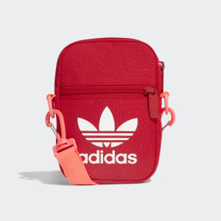 Trefoil Festival Bag Scarlet EI7414