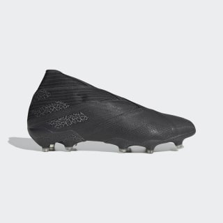 Nemeziz 19+ Firm Ground Boots Core Black / Core Black / Solid Grey EG7321