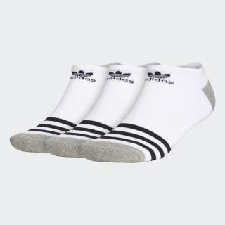 Cushioned Crew Socks 3 Pairs Multicolor BH6427