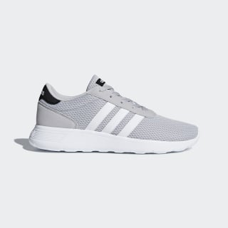 Lite Racer Shoes Grey / Cloud White / Core Black DB0630