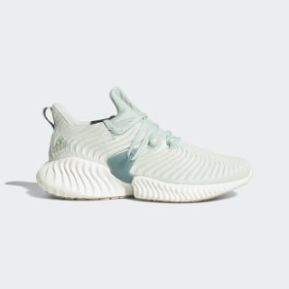 Alphabounce Instinct Shoes Ash Green / Grey / Running White D96678