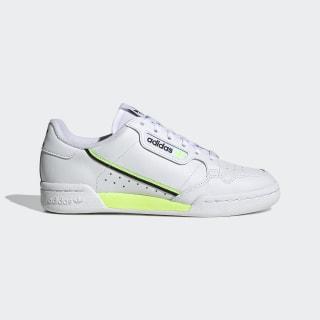 Continental 80 Shoes Cloud White / Signal Green / Core Black EG6820