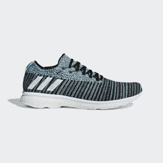 Adizero Prime LTD Shoes Core Black / Cloud White / Blue Spirit D97654
