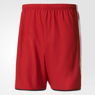 Pantaloneta Condivo 16 POWER RED/BLACK/WHITE AC5236