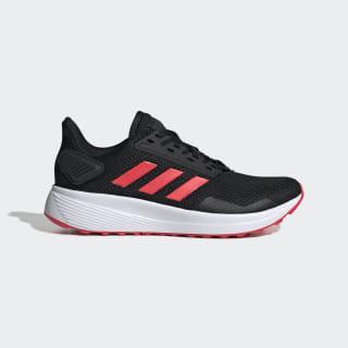 Duramo 9 Schoenen Core Black / Shock Red / Cloud White EE8187