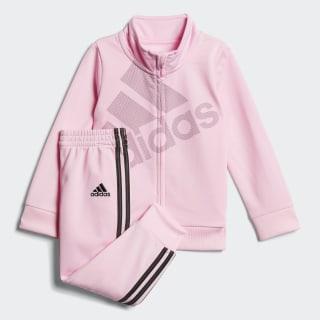 LOGO TRICOT JACKET SET True Pink CL2031
