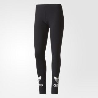 Leggings Trifolio Black AJ8153