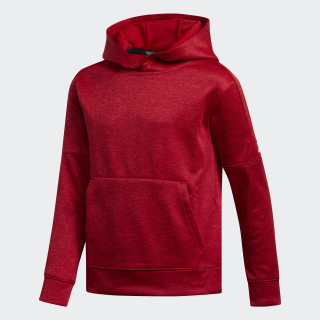 Sweat-shirt à capuche Team Issue Deep Red CJ7807