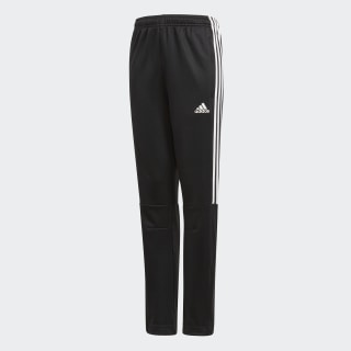 Tiro 3-Stripes Joggers Black / White BQ2941