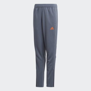 Condivo 18 Training Tracksuit Bottoms Blue / Orange CF3688