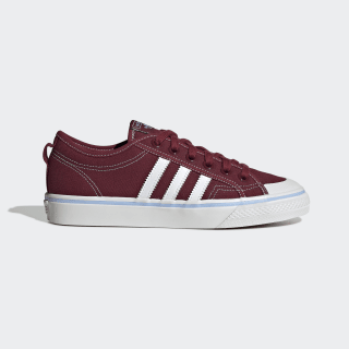Nizza Shoes Collegiate Burgundy / Cloud White / Glow Blue EE5619