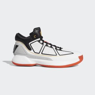 Rose 10 Shoes Cloud White / Active Orange / Core Black F36778