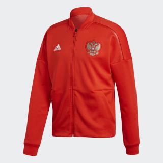 Гимновая куртка Россия adidas Z.N.E. Red CF0579