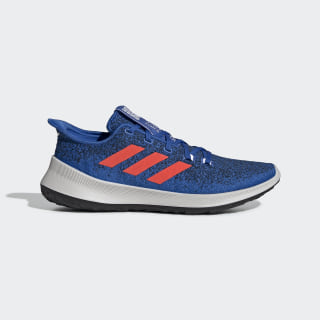 Zapatillas Sensebounce+ blue/solar red/ftwr white G27356