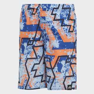 Story Swim Shorts Collegiate Royal DY6422