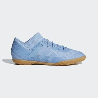 Nemeziz Messi Tango 18.3 Indoor Shoes Ash Blue / Ash Blue / Gold Metallic DB2391