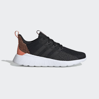 Questar Flow Shoes Core Black / Core Black / Semi Coral EE8224
