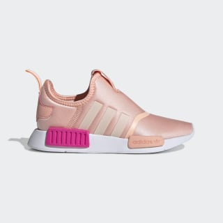 NMD 360 Shoes Glow Pink / Glow Pink / Cloud White EE6354
