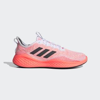 Fluidflow Shoes Cloud White / Grey Six / Signal Coral EG3672