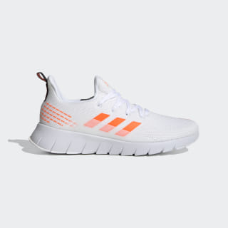 Tênis Asweego Cloud White / Signal Coral / Dash Grey EG3106