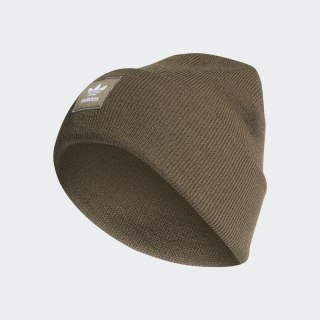 Bonnet Adicolor Cuff Raw Khaki ED8715