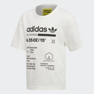 Camiseta Kaval Cloud White D98868