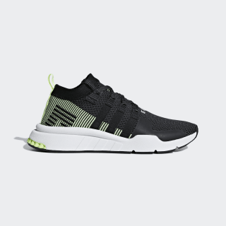 Zapatillas EQT Support Mid ADV Primeknit Core Black / Core Black / Carbon BD7778