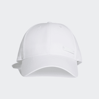 Кепка Classic Six-Panel Lightweight white / white / black BK0789