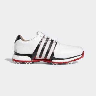 Tour360 XT Wide Shoes Cloud White / Core Black / Scarlet BD7124